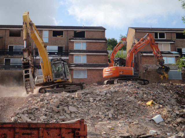 Torpoint Demolition Project