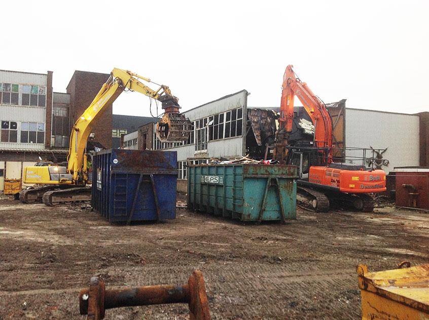Morristion Demolition Project