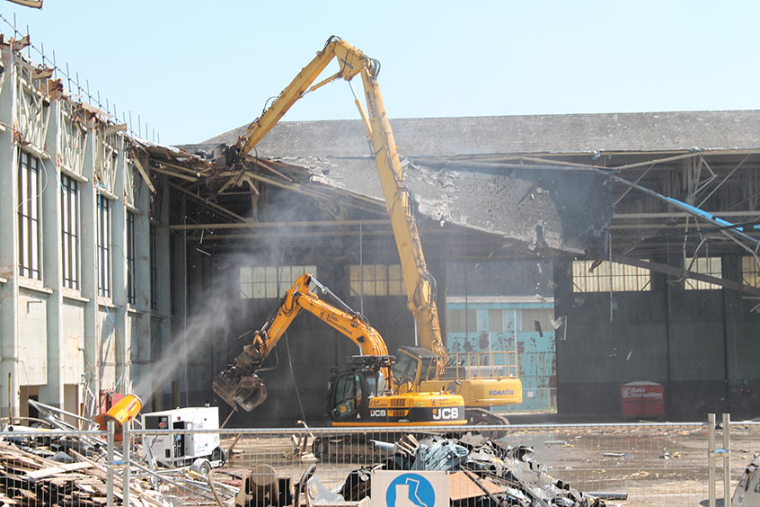 Rissington Demolition Project