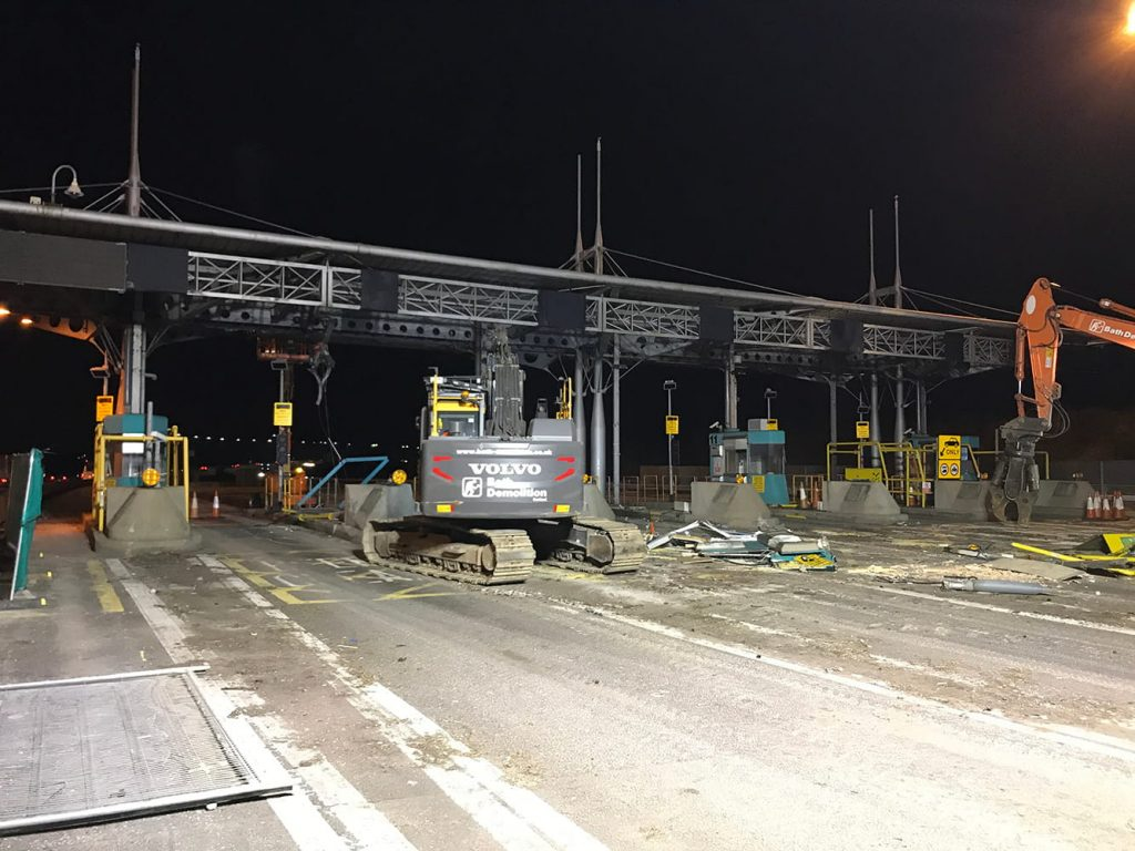 M4/M48 Toll Removal Process
